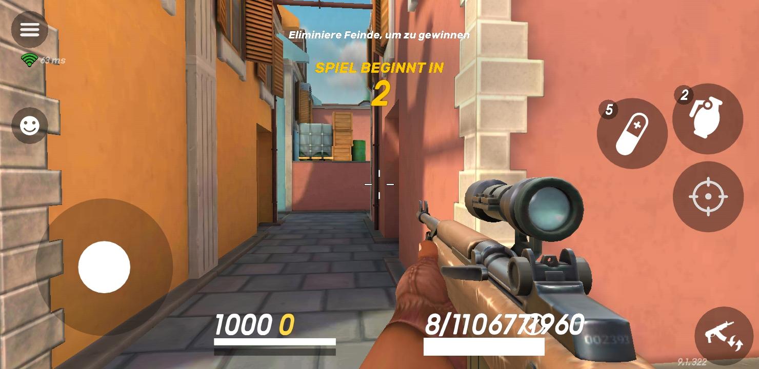 Gods of Boom - Online PvP Action Mod apk download - Game