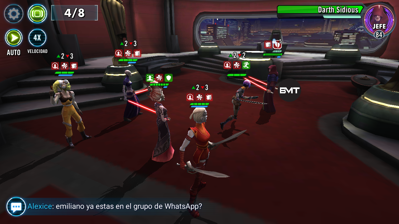 Star Wars™: Galaxy of Heroes Mod apk download - Electronic