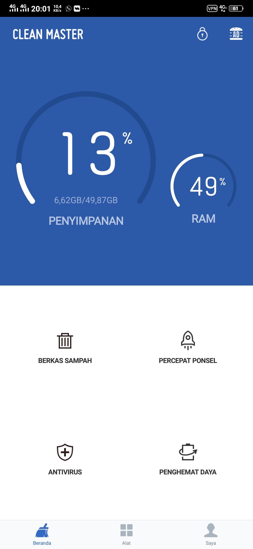 Clean Master - Antivirus, Applock & Cleaner Mod apk download