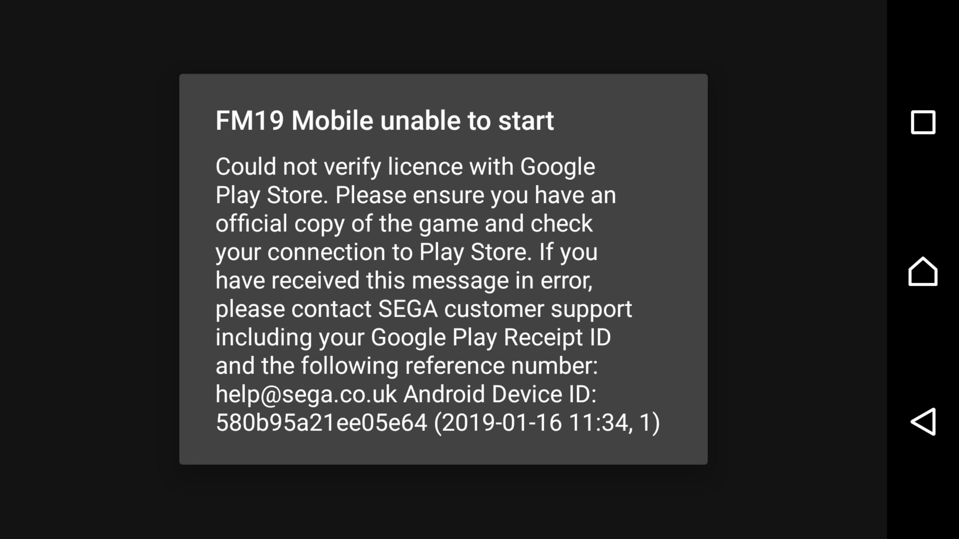 Football Manager 2019 Mobile Mod apk download - Sega