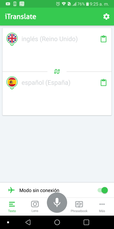 iTranslate Translator & Dictionary Mod apk download