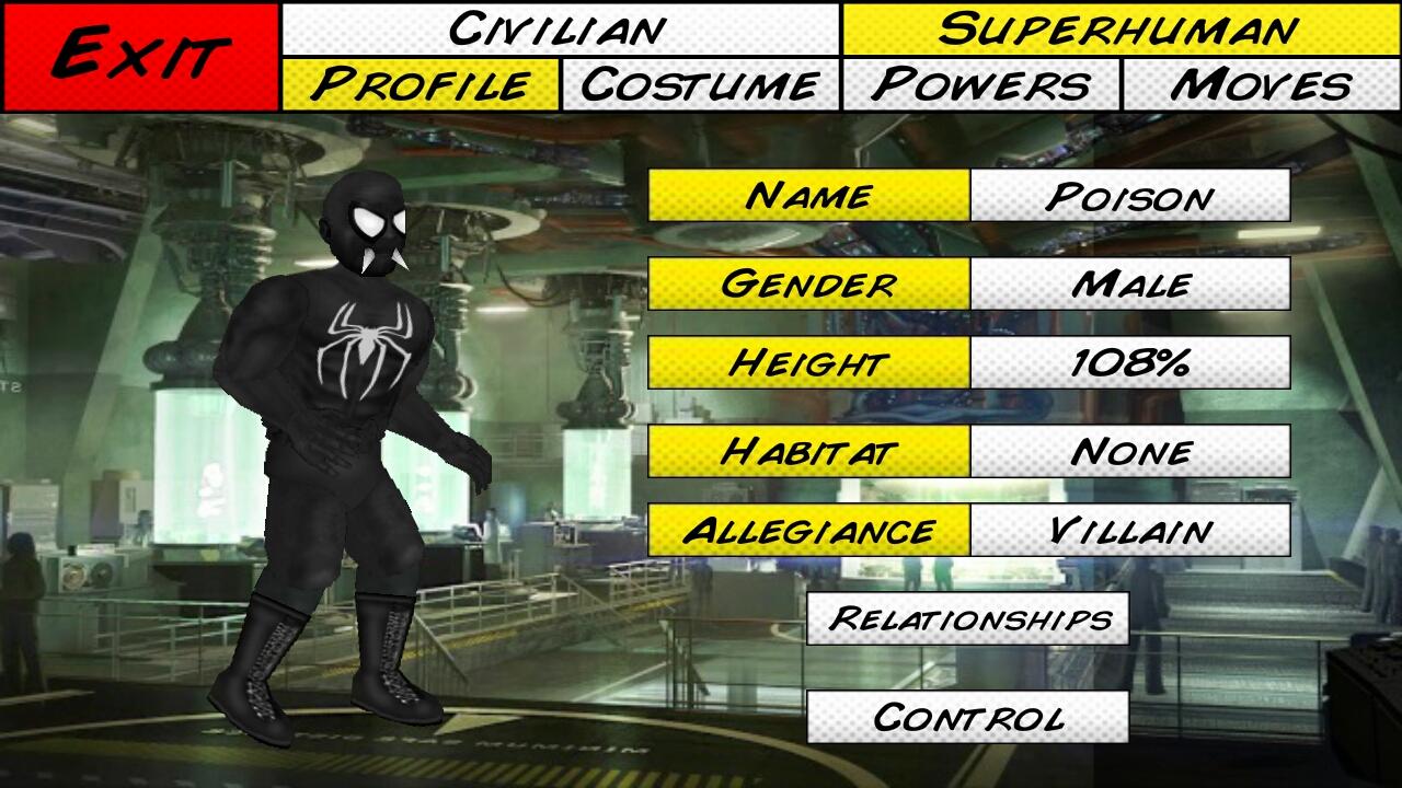 Super City (Superhero Sim) Mod apk download - Mdickie Super City