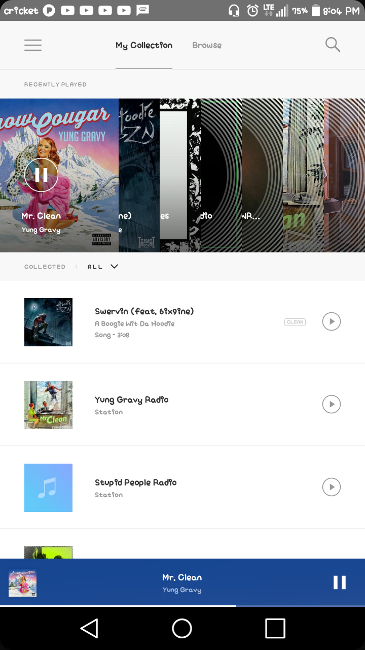 Pandora - Streaming Music, Radio & Podcasts Mod apk download