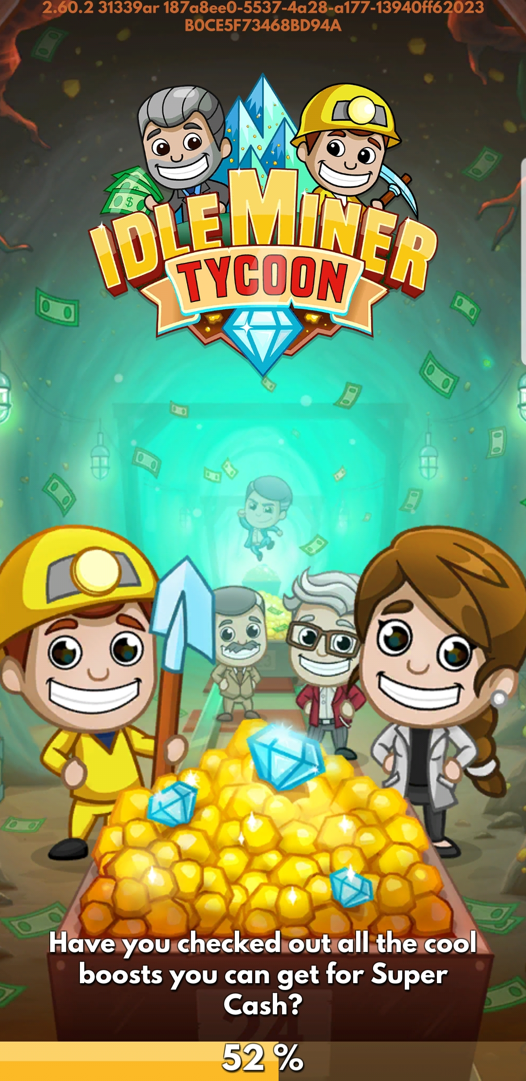 taps to riches mod apk 2.17