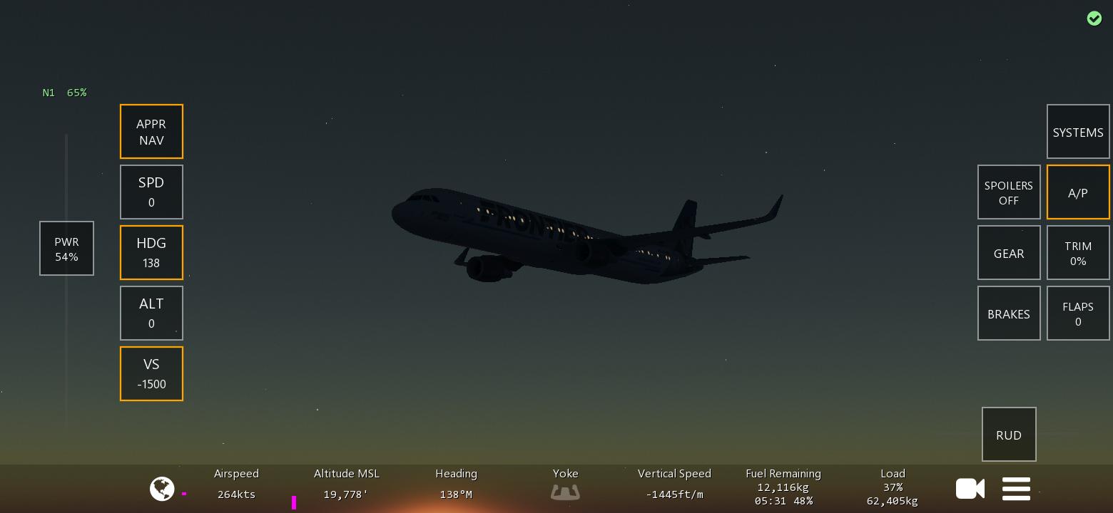 Infinite Flight - Flight Simulator Mod apk download