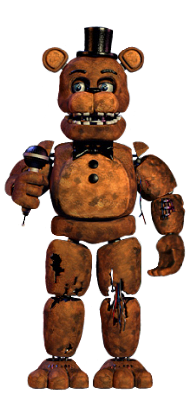 Five Nights at Freddy's Mod apk download - Scott Cawthon