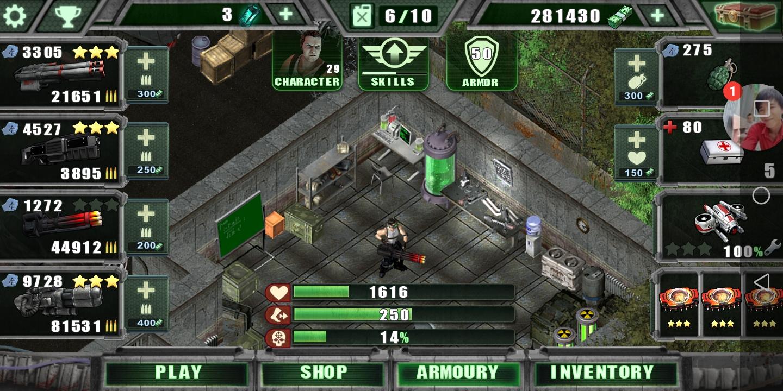 Alien Shooter Free Isometric Alien Invasion Mod Apk Download