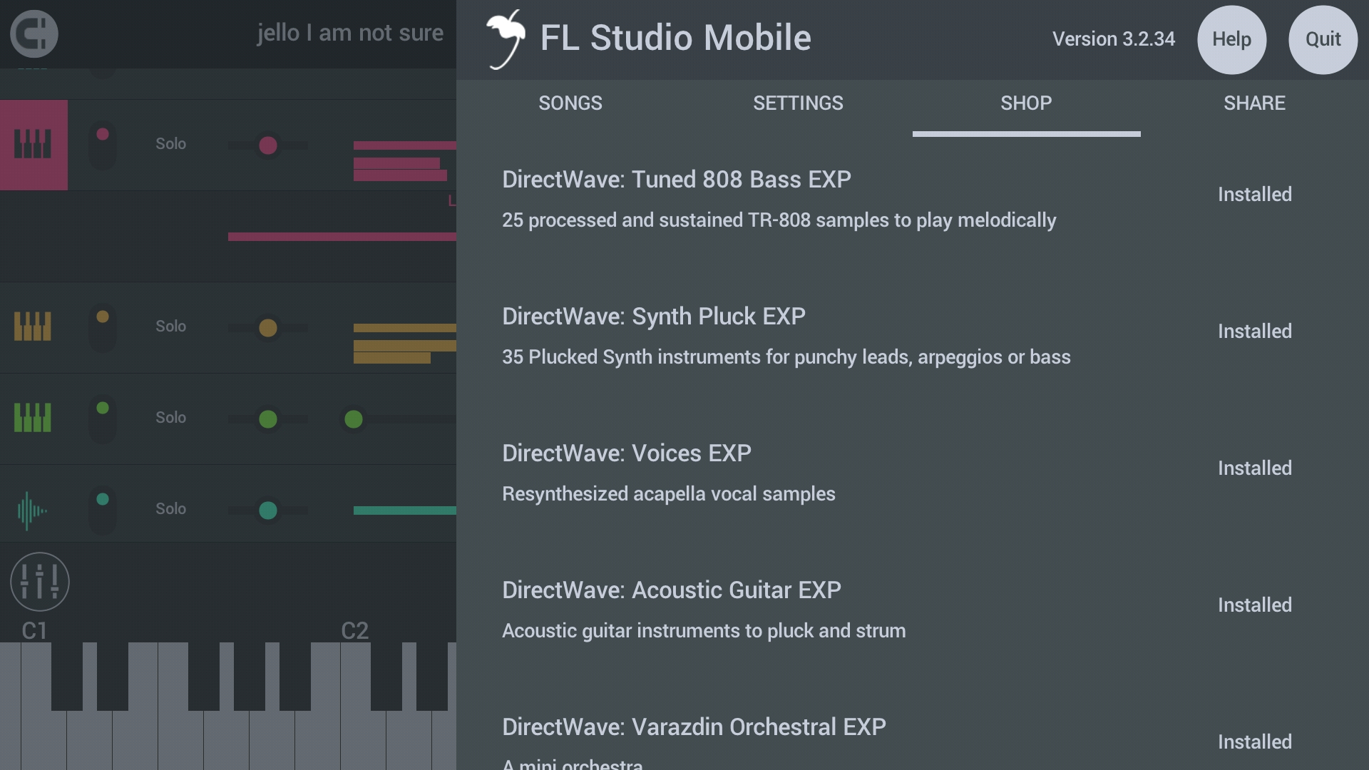 fl studio mobile android apk download