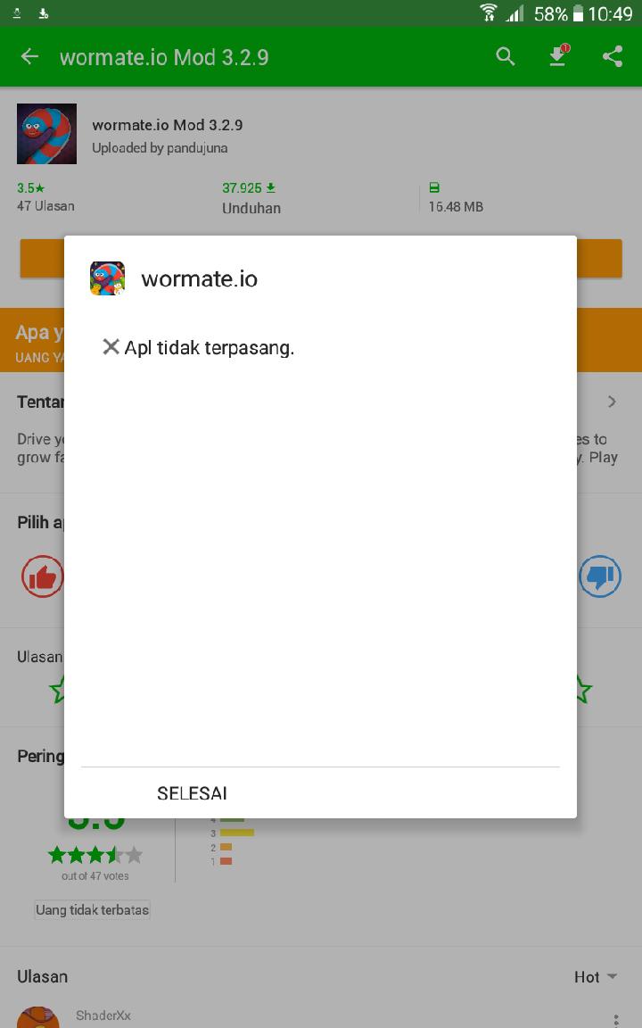 Cara Buat Download Wormate Io Mod Apk Money Melex News
