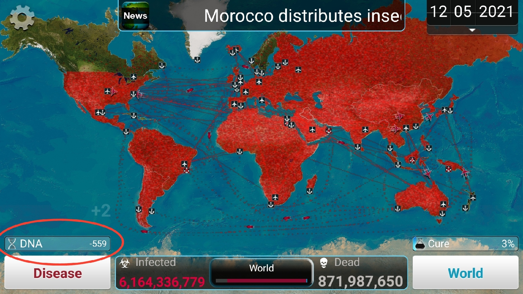 Plague Inc. Mod apk descargar - Plague Inc. Mod Apk 1.18.5 ...